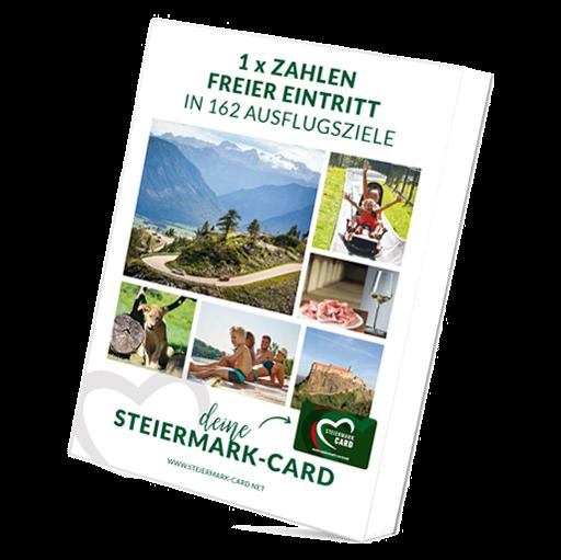 Steiermark-Card Katalog