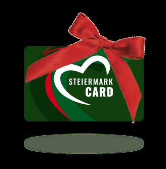 Steiermark-Card Geschenkhülle